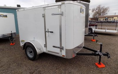 5×8 Enclosed Cargo Trailer PRE-ORDER ONLY