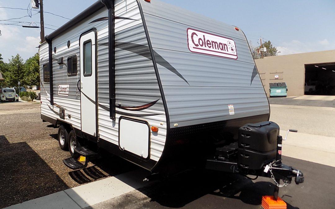 2016 Coleman 192RD